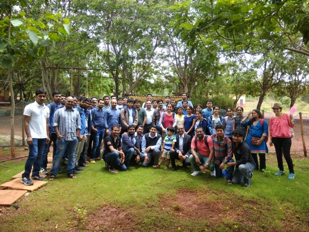 Milap 2017 – Hyderabad Team Outing